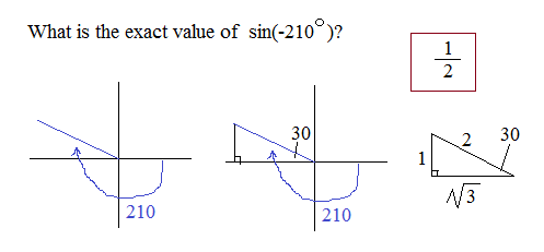 trigonometry practice questions with answers pdf