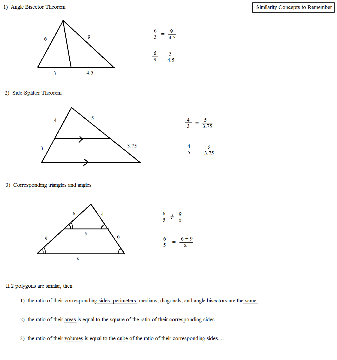 worksheet Similar Triangles And Proportions Worksheet math plane similarity and proportions review questions questions