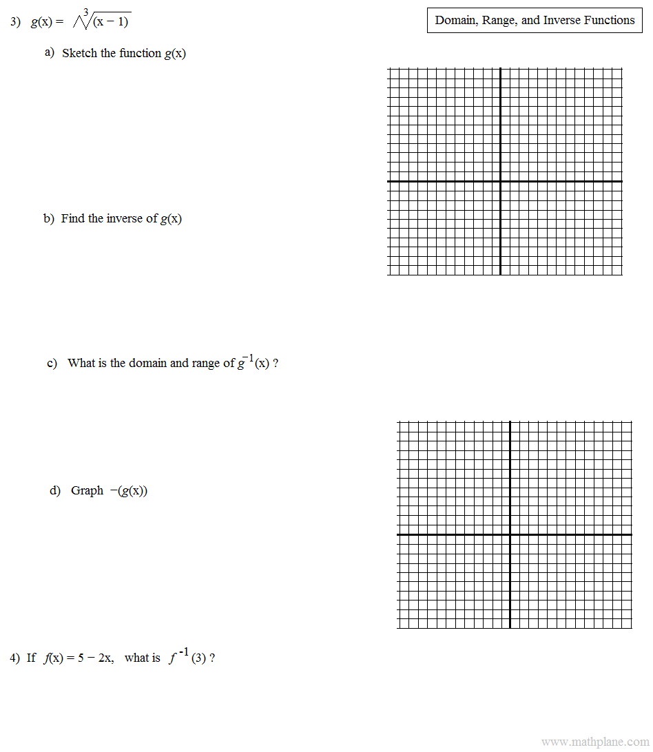 3 4 inverse functions and relations worksheet