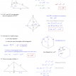 pythagorean thm distance quiz solutions