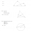 geometry angle exercises