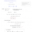 product rule derivatives notes and examples