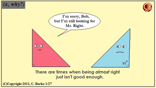 ... right triangle cartoon along with right triangles pythagorean theorem