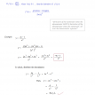 quotient rule derivatives notes and examples