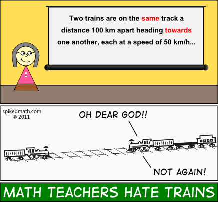 trains 444 by spikedmath 9-21-11 word problems