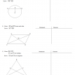 geometry proof exercises