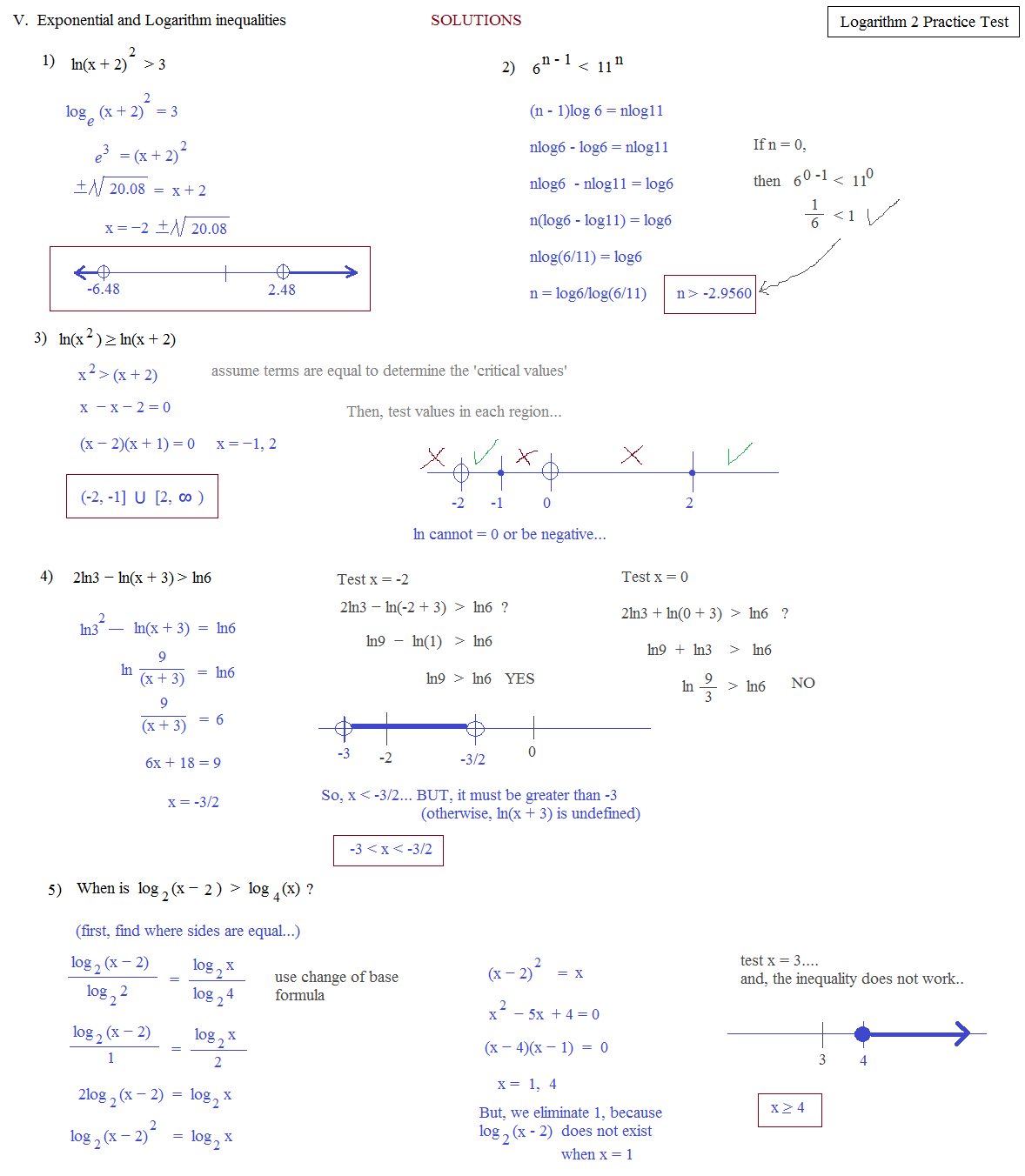 worksheet Logarithm Worksheet Duliziyou Worksheets for – Exponents and Logarithms Worksheet