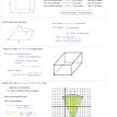 surface area and volume solutions