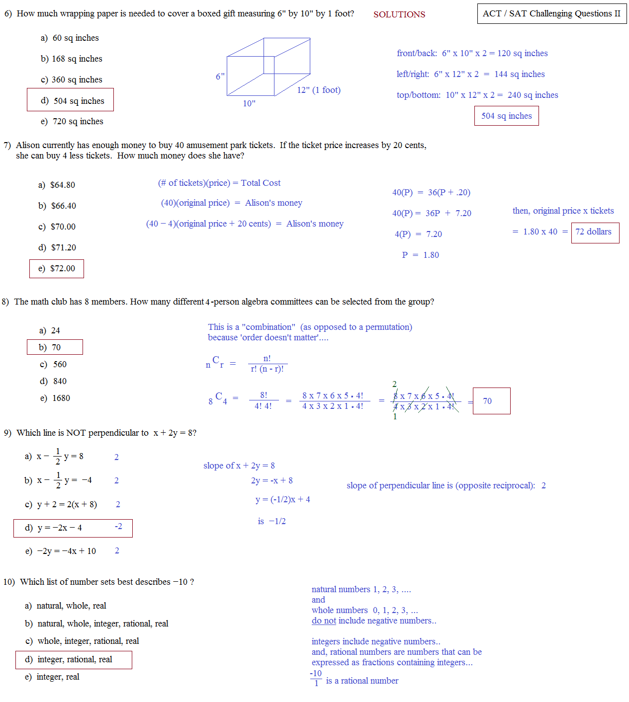 sat math test level 2 guide filetype pdf