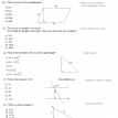 act topics to know 5 plane geometry