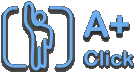 aplusclick math problems logo
