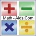 math aids button for link to mathplane