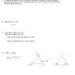 similarity and proportions questions 0
