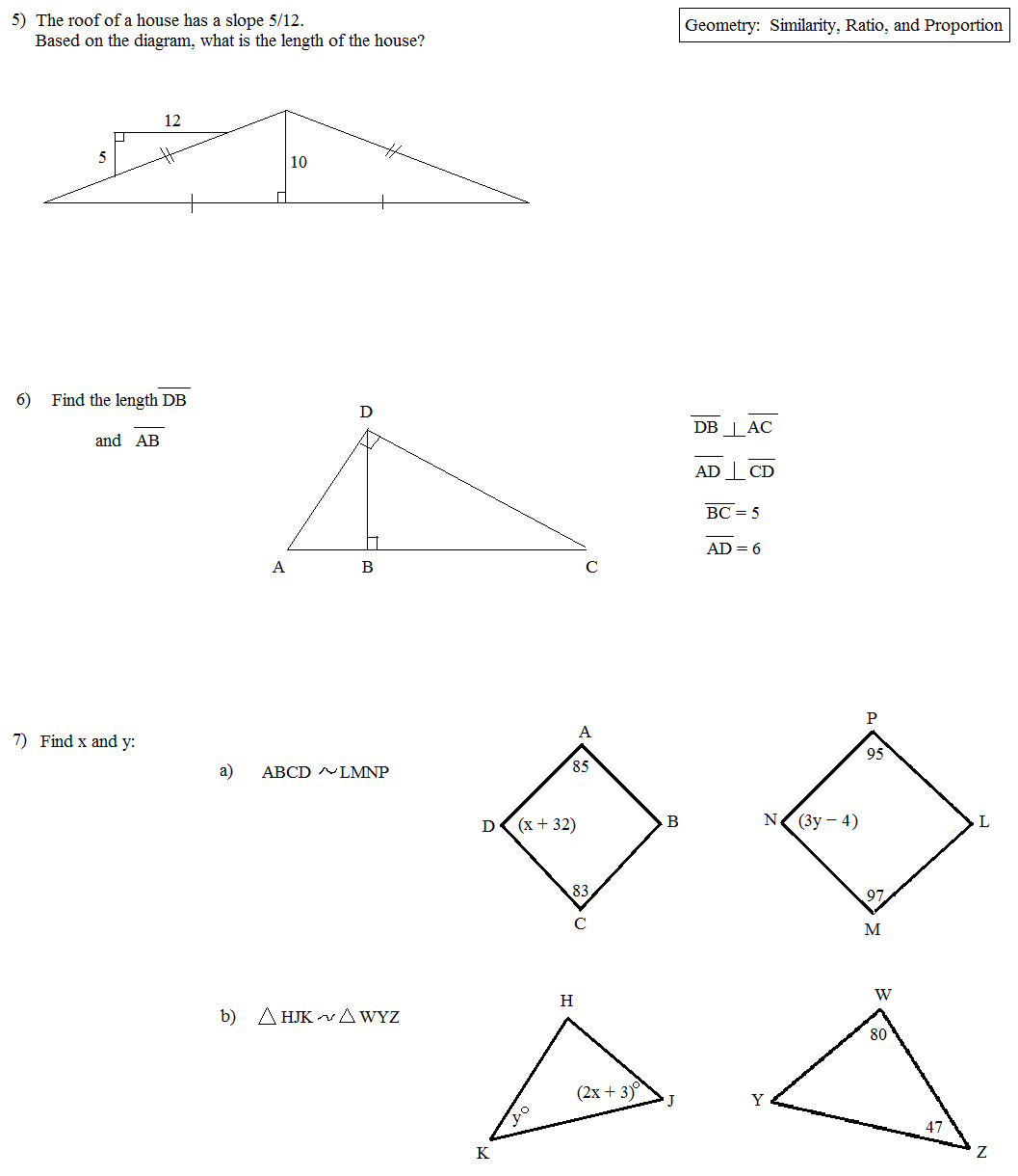 Honors Geometry Proportions Worksheets Pdf honors geometry – Honors Geometry Worksheets