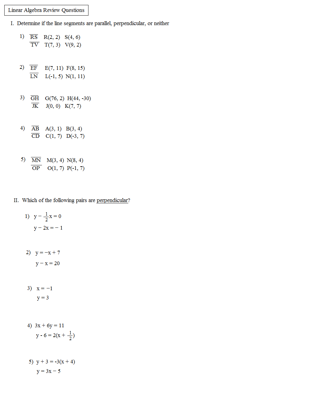 All Grade Worksheets Prealgebra Worksheets All Grade – Pre Algebra Review Worksheets