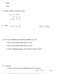 algebra II review test 005 4
