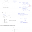 angle properties quiz 3 solutions