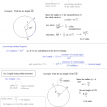 arc length using radians or degrees