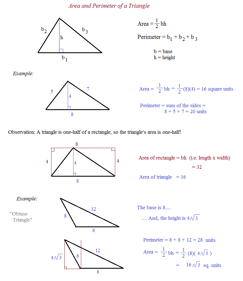 Math Plane - Area and Perimeter of Polygons 1