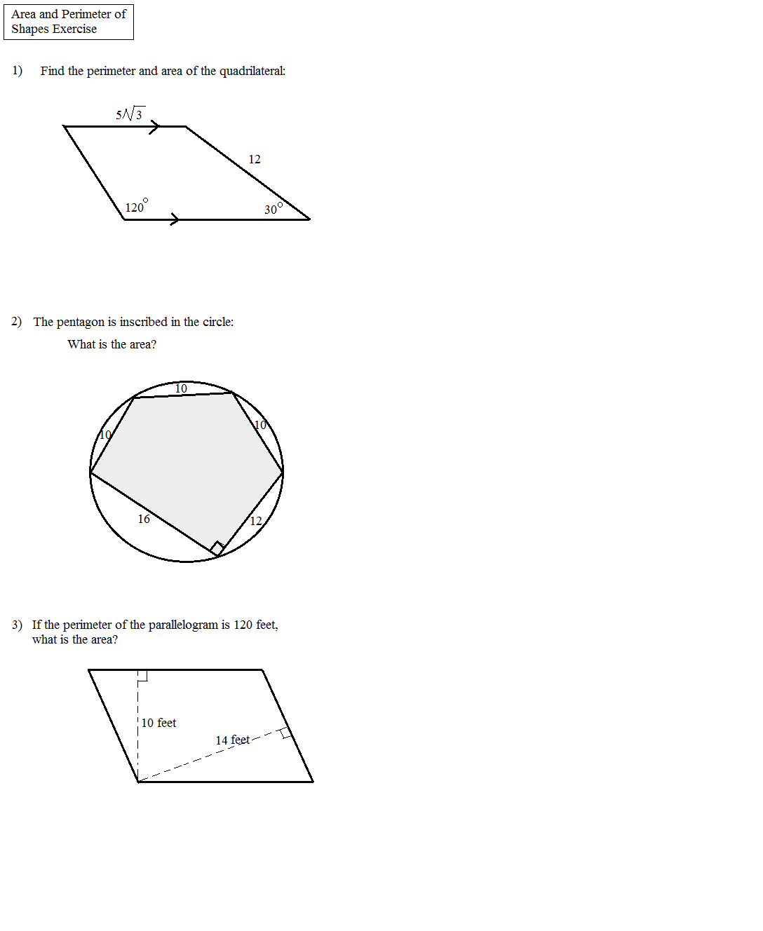 Free Worksheet Area Of Compound Shapes Worksheet spincushion – Area of Complex Figures Worksheet