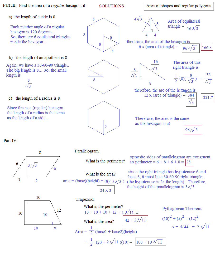 worksheet Area Of Regular Polygon Worksheet polygons homework worksheet in the coordinate plane independent practice worksheet