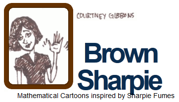 brown sharpie emblem for link to mathplane
