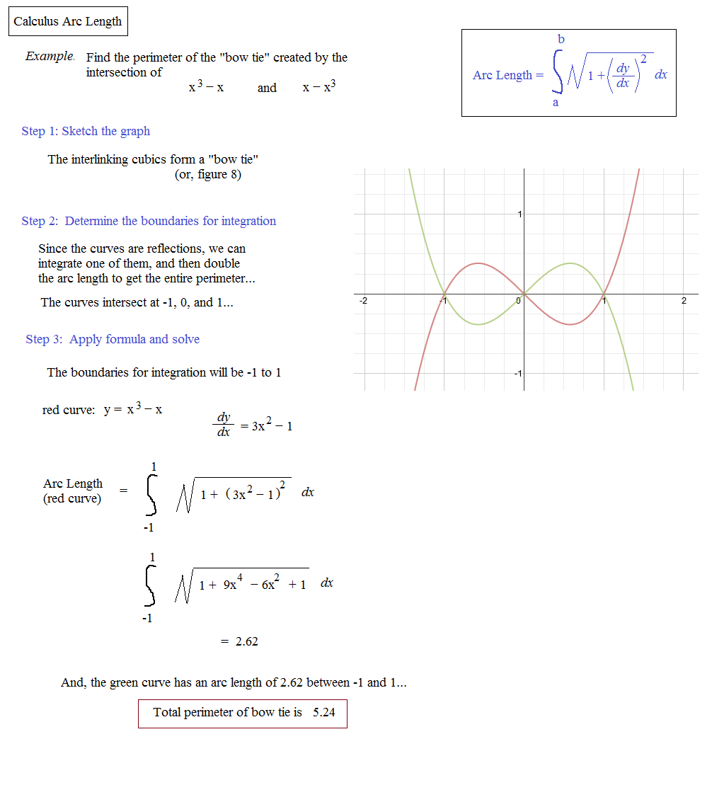 worksheet Arc Length Worksheet integral arc length worksheet math plane and integrals