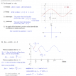 characteristics of sine function answers