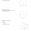 geometry and circles quiz 4