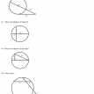circles and geometry quiz 5