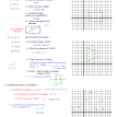coordinate geometry transformation translation solutions