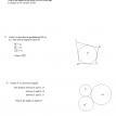 geometry and circles quiz 2