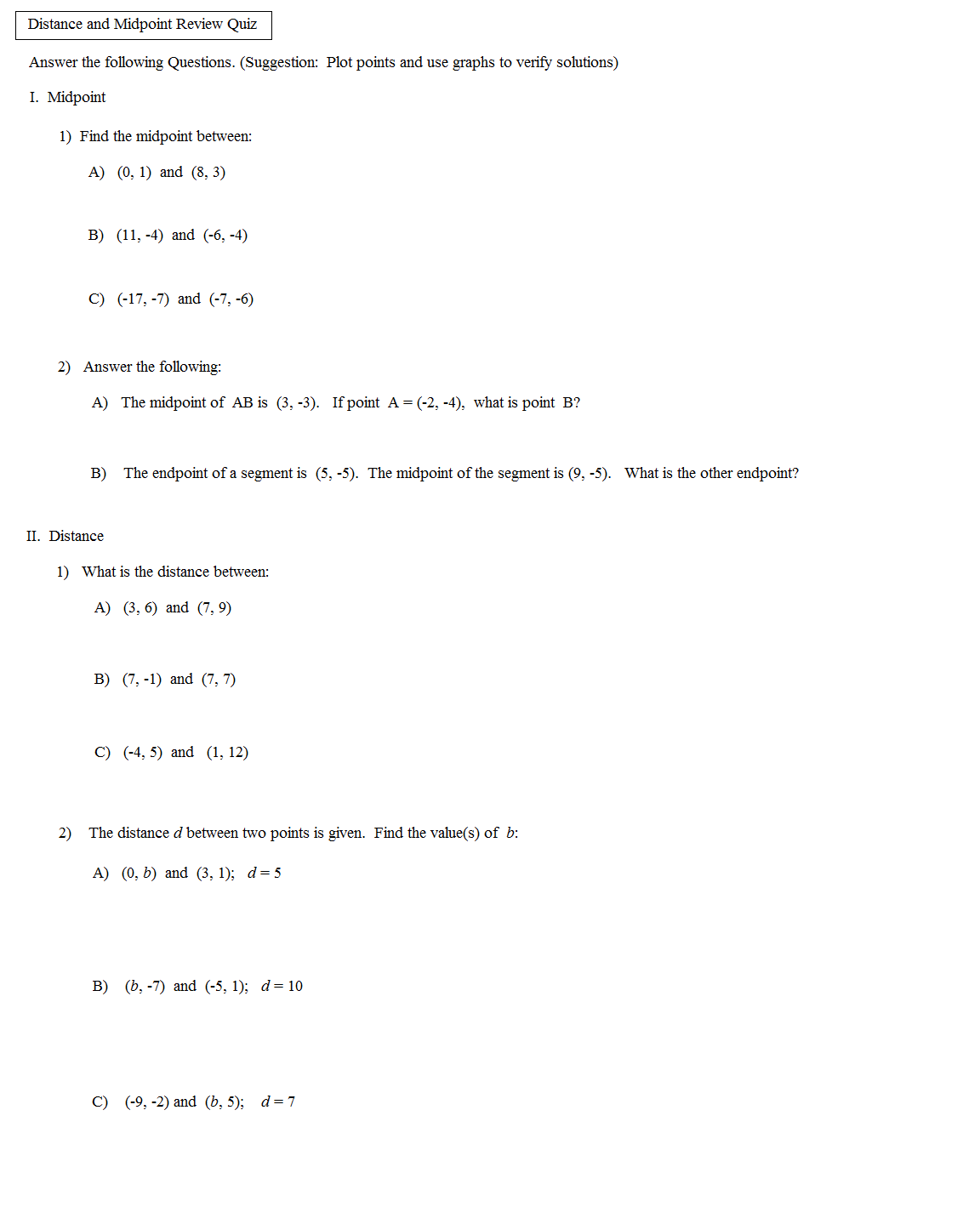 Worksheets Fha Streamline Calculation Worksheet geometry worksheet arc length sector area segment free review of all kinds areas print as handout 4