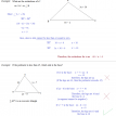 geometry triangle restriction examples