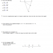 geometry review practice 1