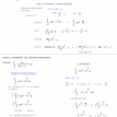 integral comparison and u sub