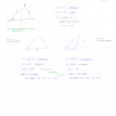 law of cosines and sines advanced example