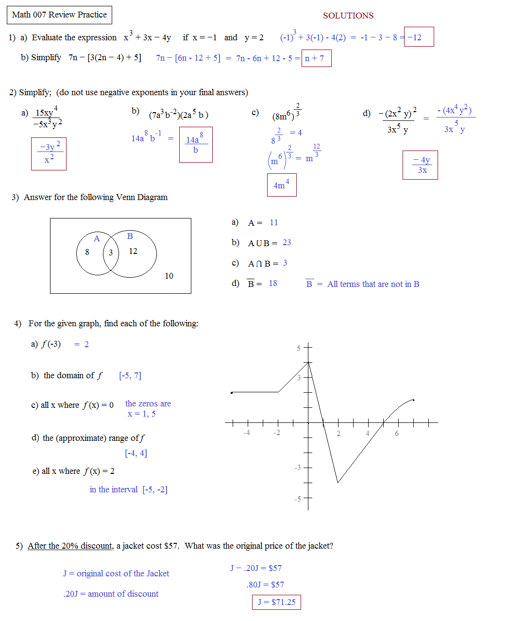 All Grade Worksheets Properties Of Exponents Worksheet Answers – Negative Exponents Worksheet