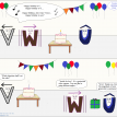 math comic 216 vector birthday party