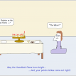 math comic 302 8s night of hanukkah