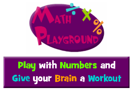 mathplayground banner and logo for link to mathplane