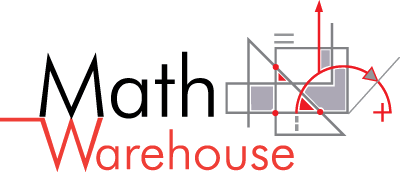 mathwarehouse link to mathplane