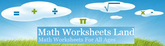 {Math Worksheets Land Delibertad – Math Worksheets Land