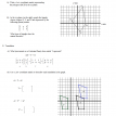matrix coordinate geometry worksheet 1