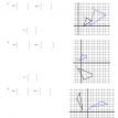 matrix coordinate geometry worksheet  3