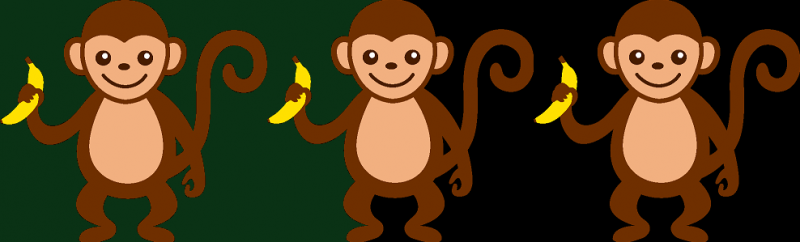 monkey and bananas question