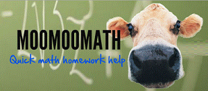 moomoomath emblem for link to mathplane