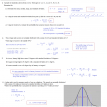 normal distributions quiz 1 solutions