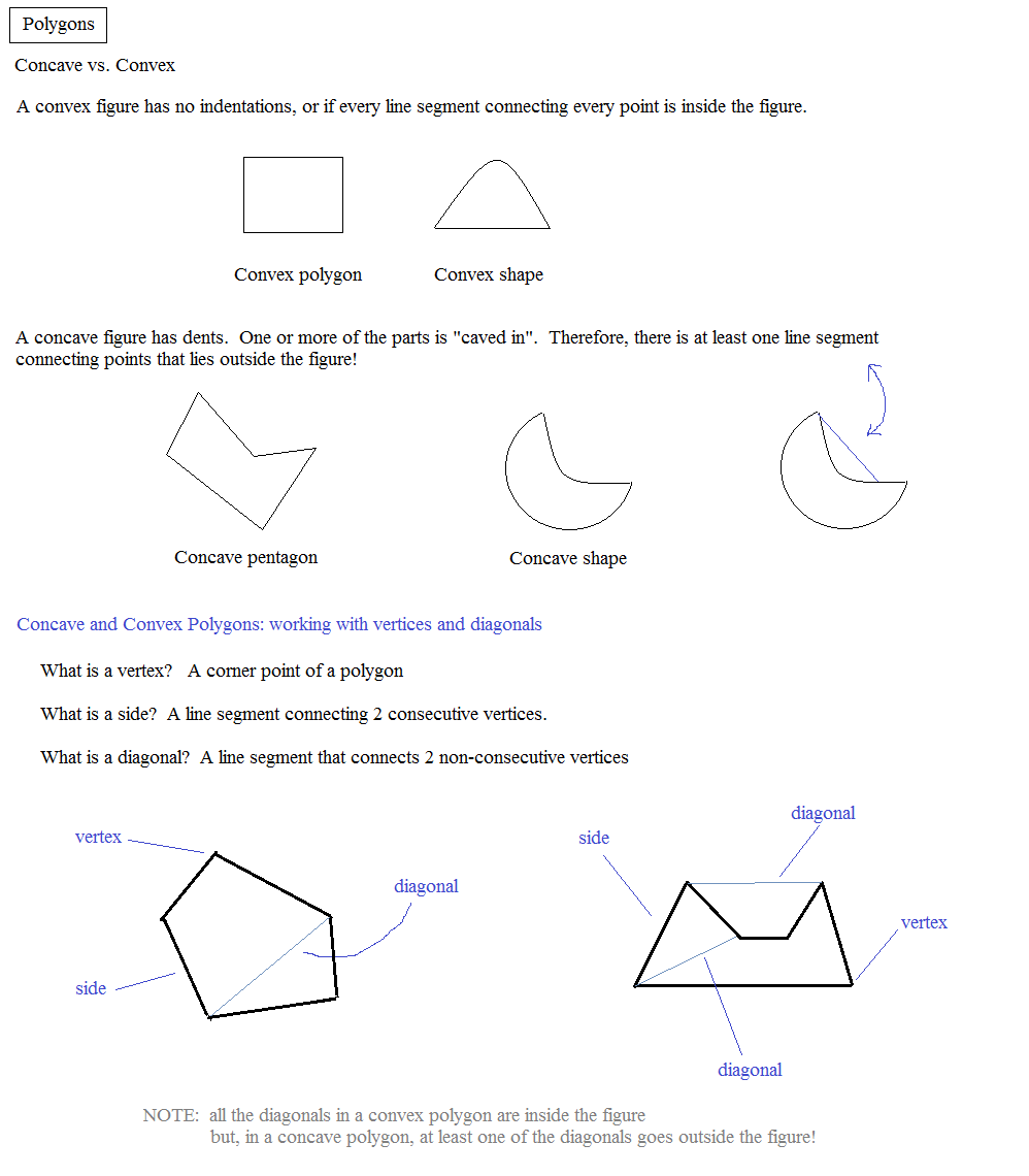 Worksheets Interior Angles Of A Polygon Worksheet math plane polygons exterior interior angles 1 2