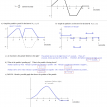 position velocity speed acceleratoin graphs 2 solutions